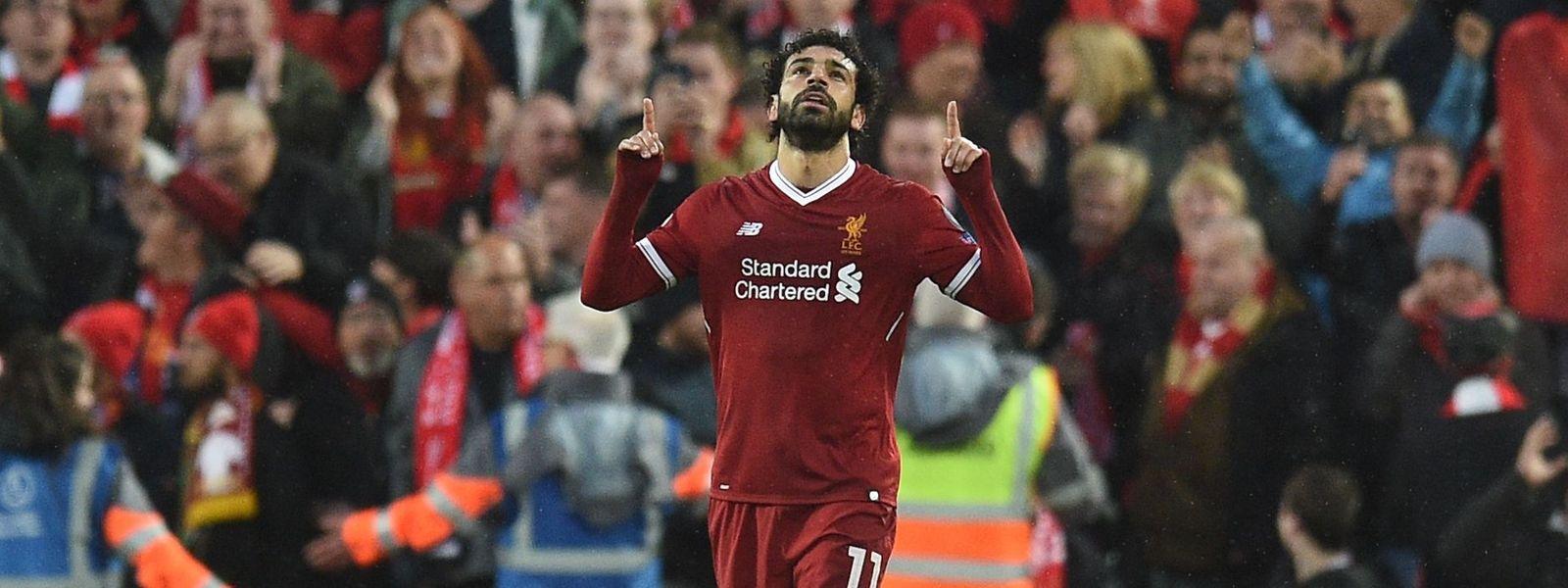 Can Mohamed Salah Win The Ballon d Or?