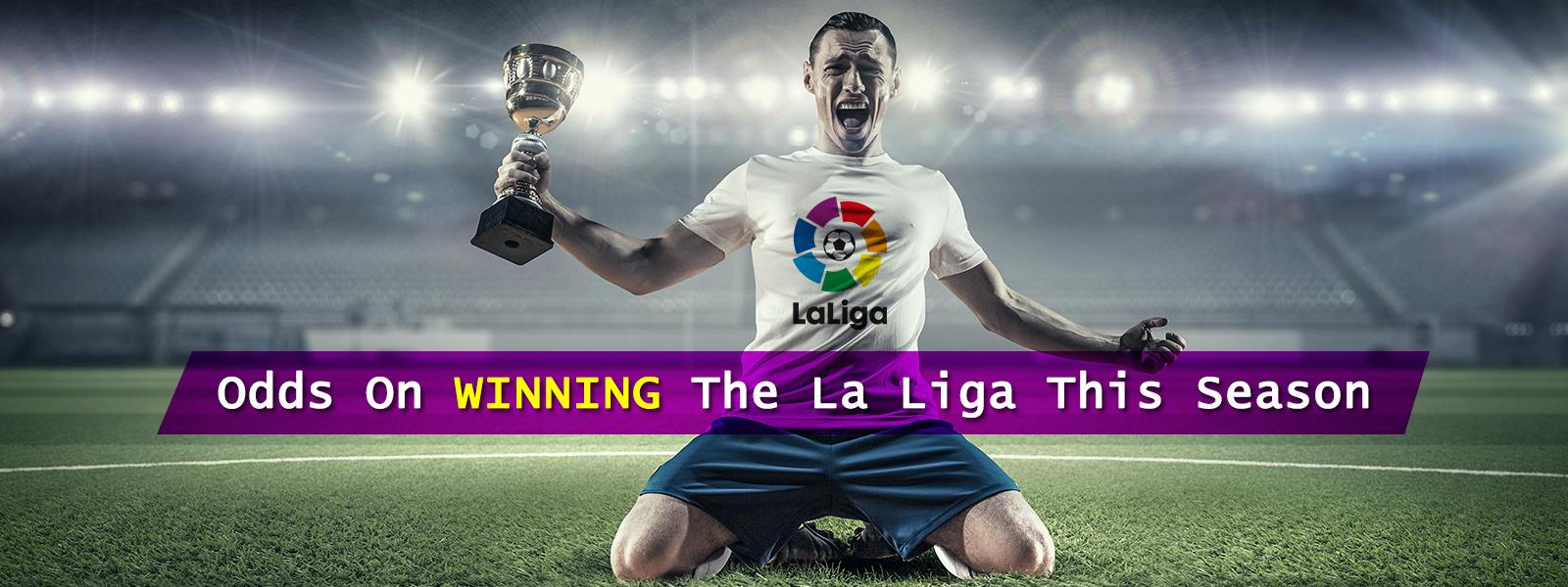 Top 4 Winner Predictions With Odds In La Liga