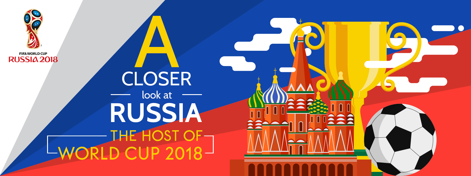 A close look at Russia – The host of World Cup 2018