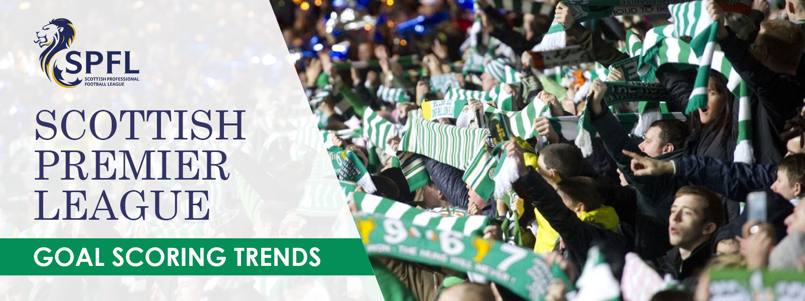 Scottish Premier League Goal Scoring Trends (With Betting Predictions)