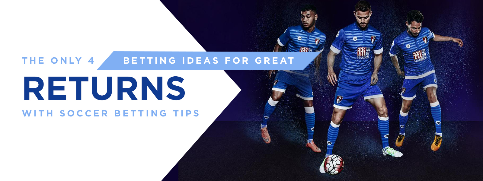 Top 3 Strategies To Use With Soccer Betting Tips For Great Return