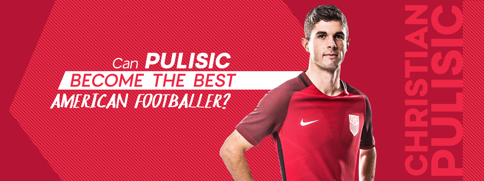 Can Christian Pulisic Become The Best American Soccer Player?